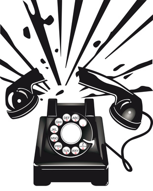 Telefonterror