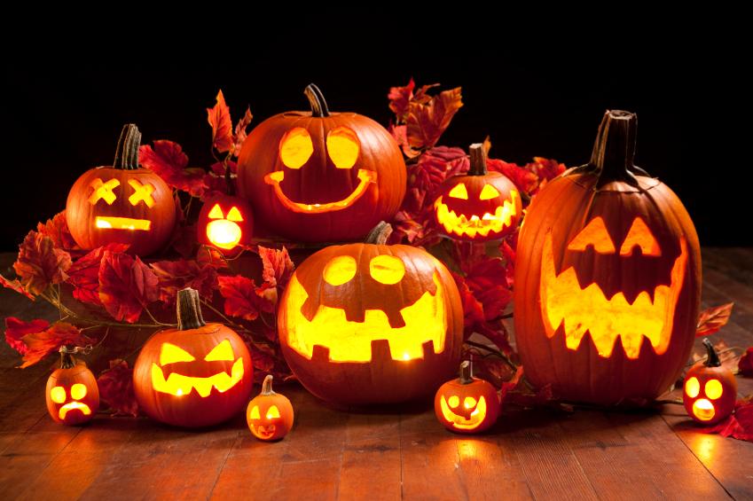 halloween-kuerbisse