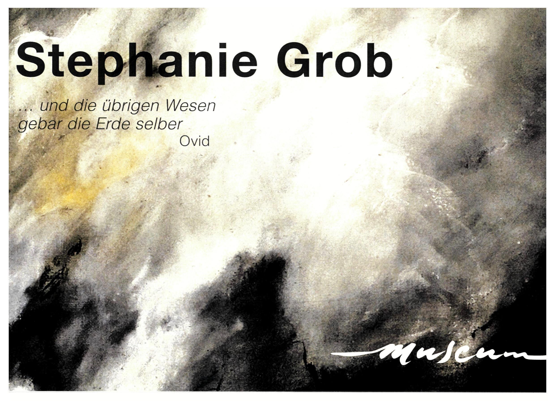 Stephanie Grob, Gemälde und Skulpturen im Birsfelder Museum