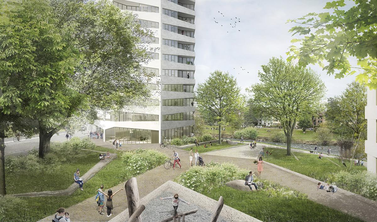 Infoanlass Quartierplan Birseckstrasse