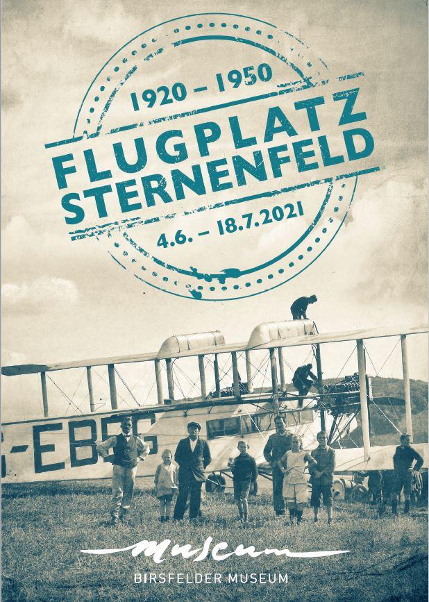 Im Museum: 100 Jahre Flugplatz Sternenfeld
